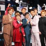 「演歌男子。」が昭和の名曲を歌う特番収録