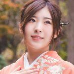 岩佐美咲 池袋サンシャインで新曲「鯖街道」発売記念イベント