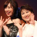 工藤あやの・井上由美子 同じ日に北とぴあでコンサート開催