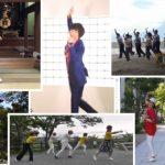竹島宏「恋町カウンター」を踊る全国各地のファンの人たち