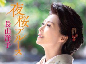 夜桜ブルース/長山洋子